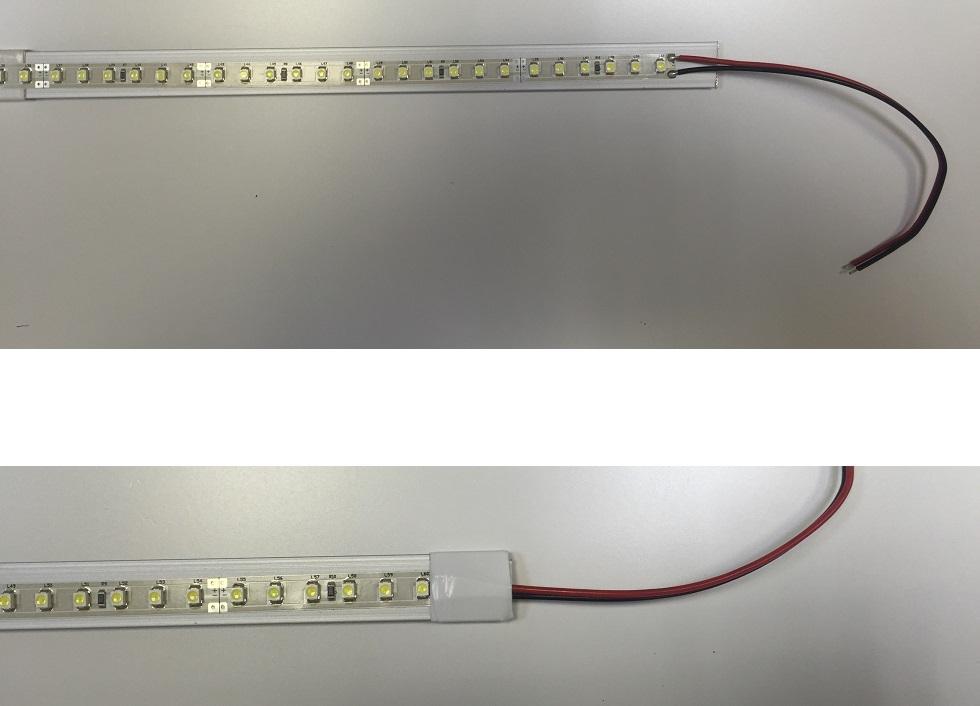 можно ли клеить светодиодную ленту на обои
