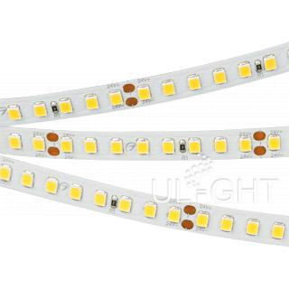Лента RT 2-5000-50m 24V Warm3000 2x (2835, 160 LED/m, LUX)