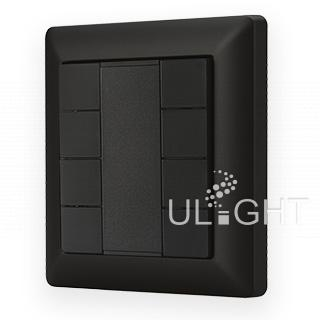 INTELLIGENT ARLIGHT Панель DALI-223-4G-DIM-IN-BLACK (BUS)