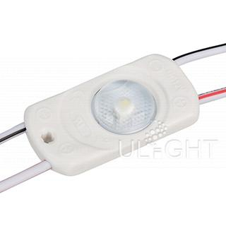 Модуль герметичный CRAFT-2835-1-12V Cool 170deg (36x17.5mm, 0.6W, IP67)