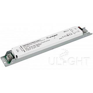 Блок питания ARV-SP24060-LONG-PFC-DALI-A (24V, 2.5A, 60W)