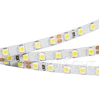 Лента RT 2-5000 24V Day White-5mm 2x (3528,600 LED,LUX)
