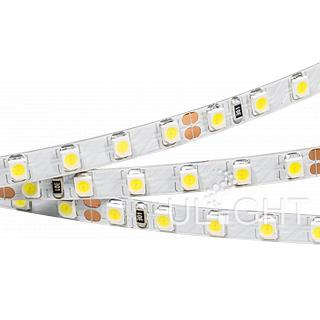 Лента RT 2-5000 24V White-5mm 2x(3528, 600LED, LUX