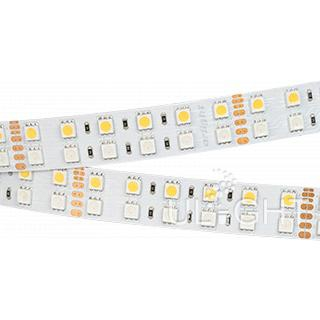 Лента RT 2-5000 24V RGB-White 2x2 (5060, 720 LED, LUX) (ARL, 32 Вт/м, IP20)