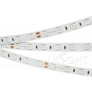 Лента RT 2-5000 24V Green 2X (5060, 300 LED, LUX)
