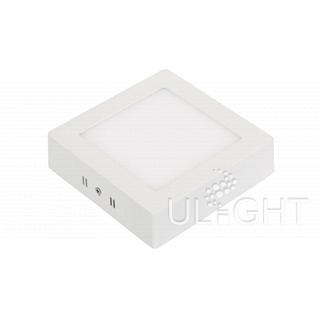 Светильник SP-S145x145-9W Warm White (ARL, IP20 Металл, 3 года)