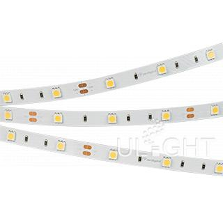 Лента RT 2-5000 12V Warm (5060, 150 LED, LUX)