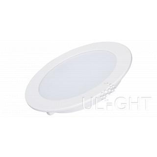 Светильник DL-BL125-9W Day White (ARL, IP40 Металл, 3 года)