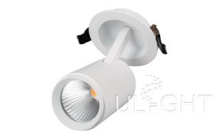 Светильник LGD-678WH-9W Day White 25deg