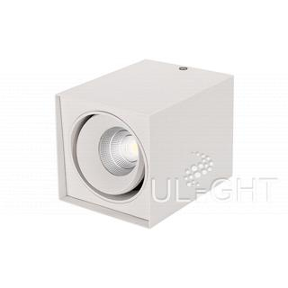 Светильник SP-CUBUS-S100x100WH-11W Warm White 40deg