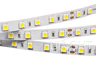 Лента RT 2-5000 24V Warm2700 2x (5060, 300 LED, LUX)