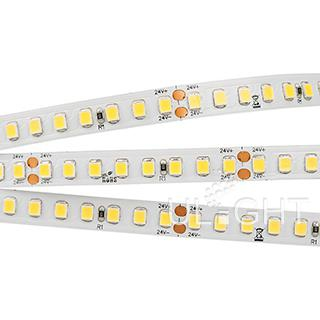 Лента RT 2-5000 24V Warm2700 2x (2835, 160 LED/m, LUX)