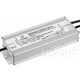 Блок питания ARPV-UH24400-PFC-DALI-PH (24V, 16.7A, 400W)