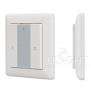 Панель Knob SR-2853K2-RF-UP White (3V, DIM, 1 зона) (ARL, IP20 Пластик, 3 года)