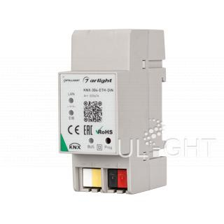 INTELLIGENT ARLIGHT Конвертер KNX-304-ETH-DIN (BUS)
