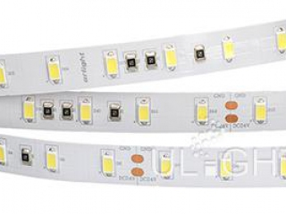 Фото №:3 Лента ULTRA-5000 24V White 2X (5630, 300 LED, LUX)