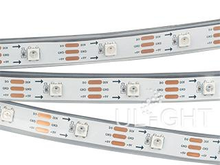 Фото №:2 Лента SPI-5000P-AM 5V RGB (5060, 150 LED x1, 2812)