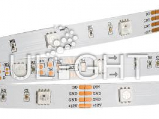 Фото №:1 Лента SPI 2-5000-AM 12V RGB (5060, 150 LED x3, 6812)