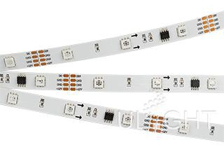 Фото №:3 Лента SPI-5000-AM 12V RGB (5060, 150 LED x3, 1804)