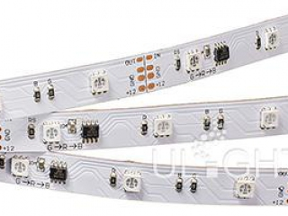 Фото №:4 Лента SPI-5000-AM 12V RGB (5060, 150 LED x3, 1804)