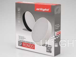 Фото №:6 Светильник SP-RONDO-250A-30W Day White