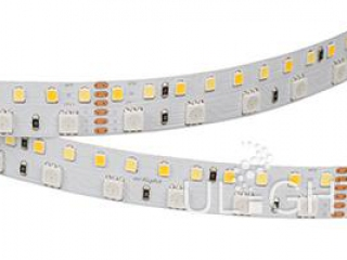 Фото №:1 Лента RT 2-5000 24V RGB-MIX 2x2 (5CH, 180 LED/m, LUX)
