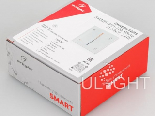Фото №:4 Панель Sens SMART-P21-MIX White (12-24V, 2.4G)