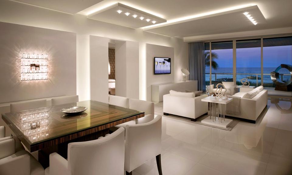 soaring1 - Светодиодные ленты для подсветки потолка