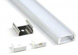 Алюминиевые профиля для светодиодных лент