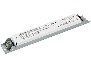 Блок питания ARV-SP24030-LONG-PFC-DALI-A (24V, 1.25A, 30W)