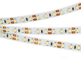 Лента RT2-3528-120-12V Warm White (600 LED) (Norm, 9.6 Вт/м, IP20)